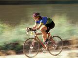 Biking in Vail, Colorado, USA Photographic Print by Lee Kopfler