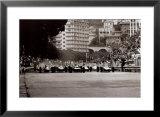 Monaco Grand Prix, 1962 Print by Jesse Alexander