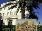 Astor Place, South Beach, Miami, Florida, USA Fotografie-Druck von Robin Hill