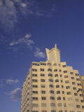 The Delano Hotel, South Beach, Miami, Florida, USA Photographic Print by Robin Hill