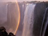 Victoria Falls, Zimbabwe Photographic Print by Art Wolfe