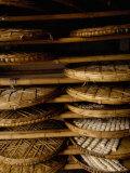 Sweet Bread, Jianshui Market, Yunnan Province, China Photographic Print by Pete Oxford