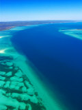 Great Sandy Straits and Fraser Island , Queensland, Australia Photographic Print by David Wall