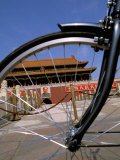 Tiananmen Square, Heavenly Gate, Beijing, China Photographic Print by Bill Bachmann