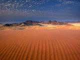Sossosvlei Dunes, Namib-Naukluff Park, Namibia Photographic Print by Art Wolfe