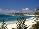 Coolangatta, Gold Coast, Queensland, Australia Photographic Print by David Wall