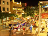 Friday Night Market, South Bank Parklands, Brisbane, Queensland, Australia Photographic Print by David Wall