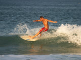 Surfer, Maroochydore, Sunshine Coast, Queensland, Australia Photographic Print by David Wall