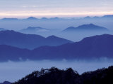 Landscape, Huansan, China Photographic Print by Art Wolfe