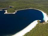 Lake McKenzie, Fraser Island, Queensland, Australia Photographic Print by David Wall