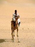 Nubian Camel Driver, Aswan, Egypt Photographic Print by Cindy Miller Hopkins