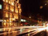 Princes Street, Dunedin, New Zealand Photographic Print by David Wall