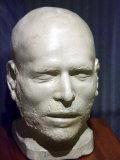 Death Mask of George Melville, Old Melbourne Gaol, Melbourne, Victoria, Australia Photographic Print by David Wall