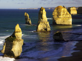 Twelve Apostles, Port Campbell National Park, Great Ocean Road, Victoria, Australia Photographic Print by David Wall