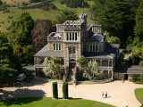 Larnach Castle, Dunedin, New Zealand Photographic Print by David Wall