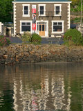 Careys Bay Hotel, Careys Bay, Port Chalmers, Dunedin, New Zealand Photographic Print by David Wall