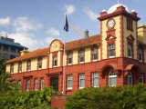 Historic Post Office, Tauranga, New Zealand Photographic Print by David Wall