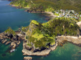 Tapeka Point, near Russell, Bay of Islands, Northland, New Zealand Photographic Print by David Wall