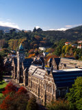 University of Otago, Dunedin, New Zealand Photographic Print by David Wall