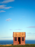 Historic Building, Matanaka, Waikouaiti, Otago Coast Photographic Print by David Wall