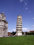 Leaning Tower of Pisa, Italy Photographic Print by Bill Bachmann