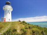 East Cape Lighthouse, Eastland, New Zealand Photographic Print by David Wall