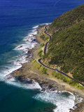 Great Ocean Road near Lorne, Victoria, Australia Photographic Print by David Wall
