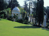 Groomed Lawns of the Botanical Gardens, Sochi, Russia Photographic Print by Cindy Miller Hopkins