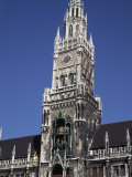 Karlsplatz and Church Center, Munich, Germany Photographic Print by Bill Bachmann