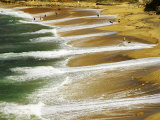 Bells Beach, near Torquay, Great Ocean Road, Victoria, Australia Photographic Print by David Wall