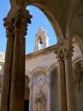 Courtyard of the Rector's Palace, Dubrovnik, Croatia Photographic Print by Lisa S. Engelbrecht
