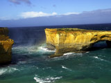 London Bridge, Port Campbell National Park, Great Ocean Road, Victoria, Australia Photographic Print by David Wall