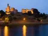 Inverness Castle, Inverness, Scotland Fotografie-Druck von Bill Bachmann