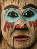 Totem Bight State Park, Ketchikan, Alaska, USA Photographic Print by Savanah Stewart