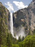 Bridalveil Falls. Yosemite National Park, CA Photographic Print by Jamie & Judy Wild
