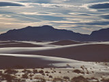 White Sands National Monument at Sunset, New Mexico, USA Photographic Print by Charles Sleicher