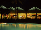 Sheraton Fiji Resort, Denarau Island, Fiji Photographic Print by David Wall