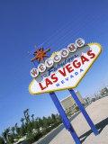 Las Vegas, Nevada, USA Fotografie-Druck von Bill Bachmann