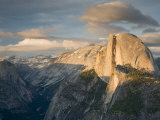 Yosemite with Half Dome. from Glacier Point. Yosemite National Park, CA Photographic Print by Jamie & Judy Wild