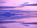 Salar de Uyuni, Bolivia Photographic Print by Art Wolfe