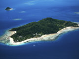 Castaway Island Resort, Mamanuca Islands, Fiji Photographic Print by David Wall