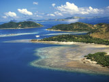 Malolo Island, Mamanuca Islands, Fiji Photographic Print by David Wall