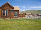 Abandoned houses. Bodie State Historic Park, CA Photographic Print by Jamie & Judy Wild
