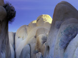 Granite Rock Piles, Joshua Tree National Monument, California, USA Photographic Print by Art Wolfe