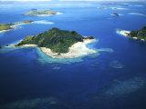 Monu Island, Mamanuca Islands, Fiji Photographic Print by David Wall