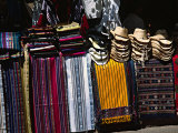 Stall in a Native American Street Market, Santa Fe, New Mexico, USA Photographic Print by Charles Sleicher