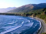 Bay Along Highway 1, Big Sur, California, USA Photographic Print by Savanah Stewart