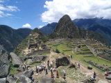 Machu Picchu Ruins, Peru Photographic Print by Bill Bachmann