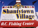 Shantytown Village, Ocean City, Maryland, USA Photographic Print by Bill Bachmann