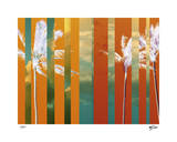 Tropical Variation III Limited Edition by M.J. Lew